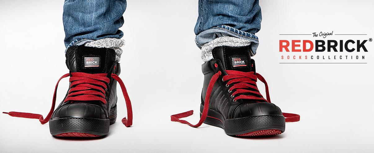 Trendy Werkschoenen.Hippe Veiligheidsschoenen Van Redbrick Wmb Wat Mannen Boeit
